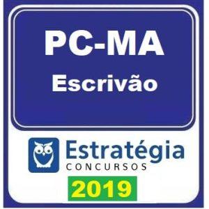 PC MA (ESCRIVÃO) 2019