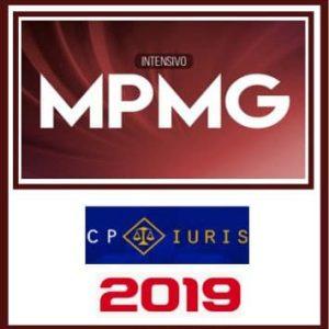 MP MG CURSO INTENSIVO (PROMOTOR) CPIURIS 2019