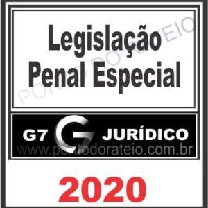 LEGISLAÇÃO PENAL - G7 2020