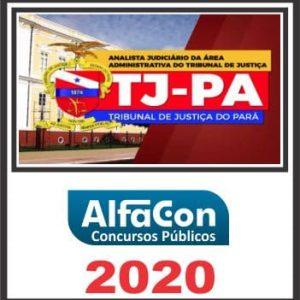 TJ PA - Analista Judiciário da Área Administrativa do Tribunal de Justiça do Pará